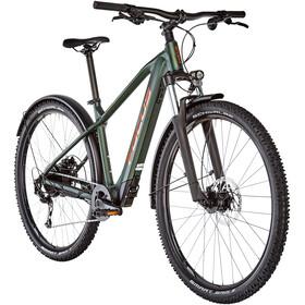 FOCUS Whistler² 6.9 EQP E-mountainbike grøn